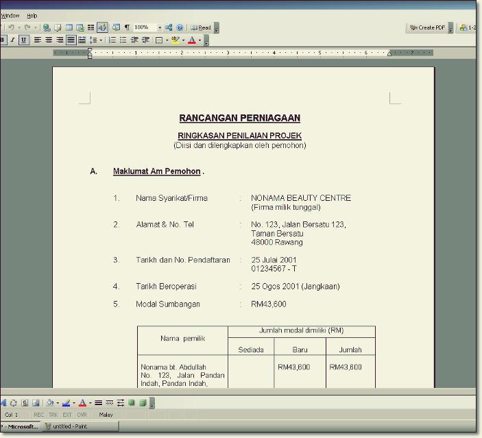 Business plan for theme park pdf